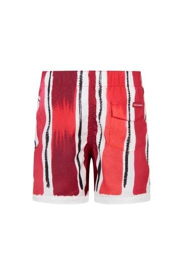 Dolce & Gabbana Baby Boys Red Shorts