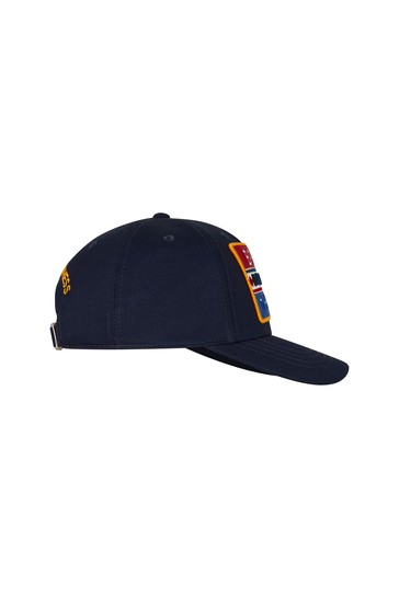Boys Blue Cotton Cap