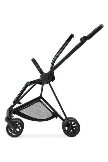 Matt Black Mios Frame & Seat Hardpart Stroller
