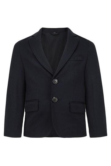 보이즈 네이비 재킷