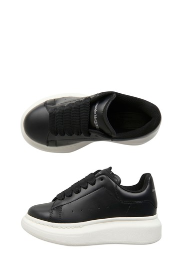 100% Leather Trainers