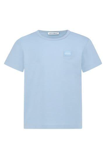 Boys Cotton Jersey T-Shirt