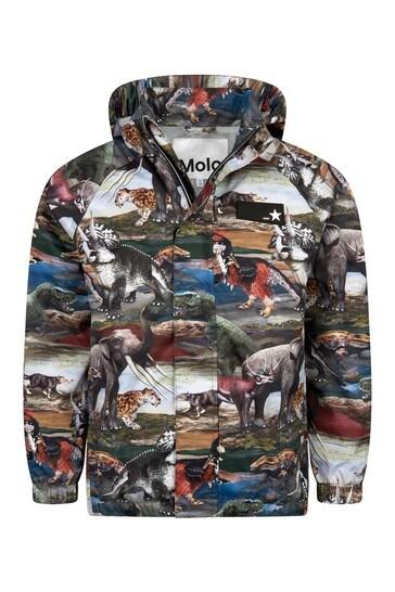 Multicoloured Jacket