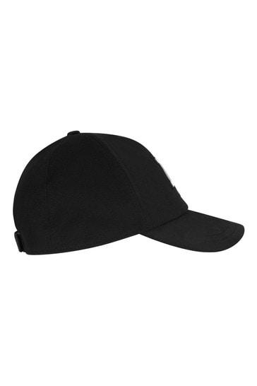 Dolce & Gabbana Boys Black Cotton Hat