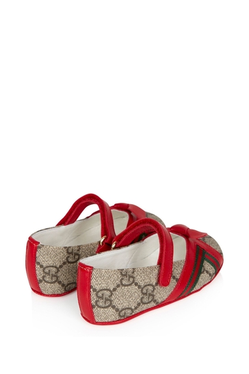 Girls Beige Shoes