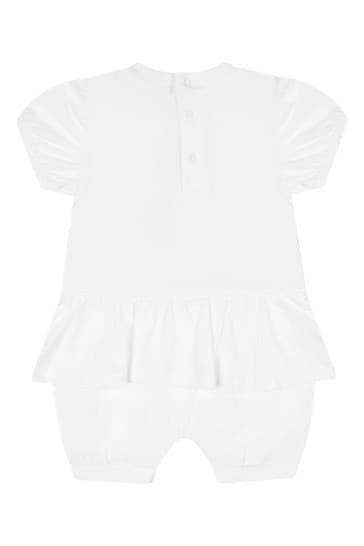 Baby Cotton Romper Gift Set