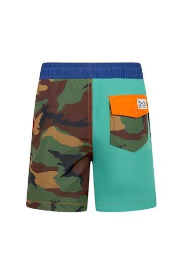 Boys Multi Swim Shorts