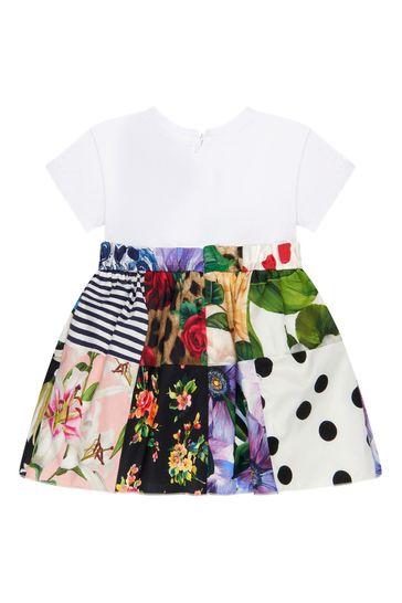 Baby Girls Multicoloured Dress