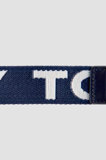 Tommy Hilfiger Kids Navy Belt