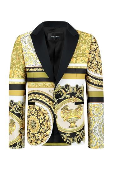 Boys Gold Jacket