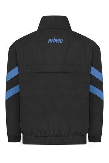 Prince Kids Black Baseline Track Jacket
