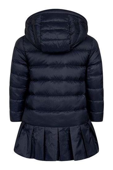 Baby Girls Navy Neila Jacket