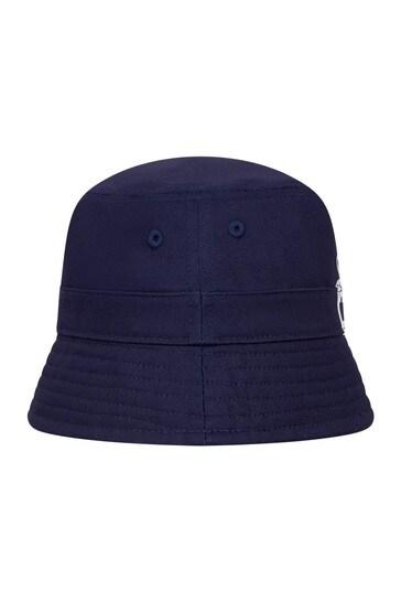 Baby Navy Cotton Hat