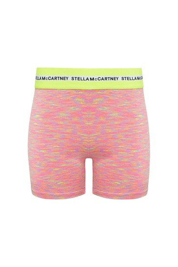 Girls Multicoloured Sport Shorts