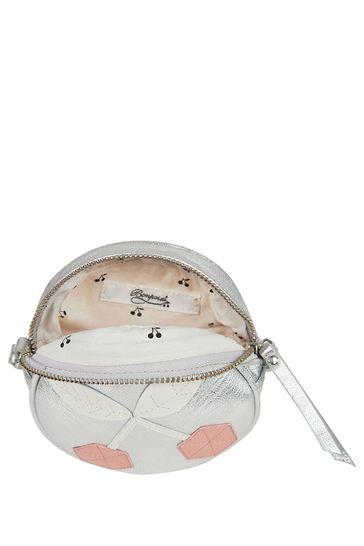 Girls Silver Bag