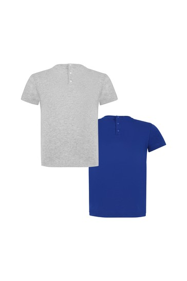 Baby Boys Blue T-Shirt Pack