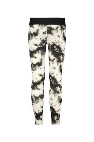 DKNY Girls White Leggings