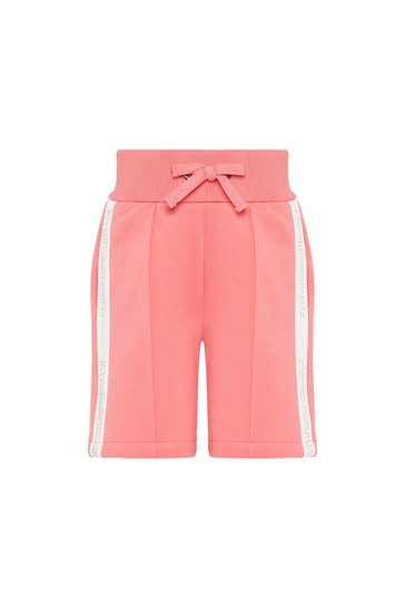 Emporio Armani Girls Pink Shorts