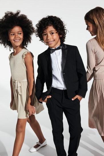 Emporio Armani Boys Black Suit