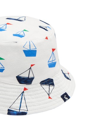 b53f0f0a840 Buy Joules Green Brit Reversible Bucket Hat from the Next UK online shop