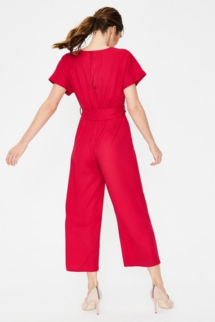 Buy Boden Red Romilly Jumpsuit from Next Ireland