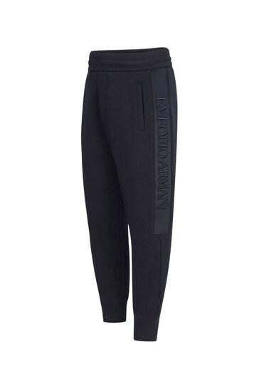 Boys Navy Trousers