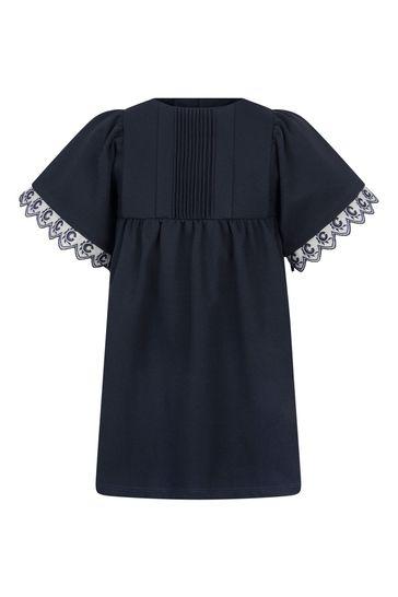 Girls Short Sleeve Milano Dress