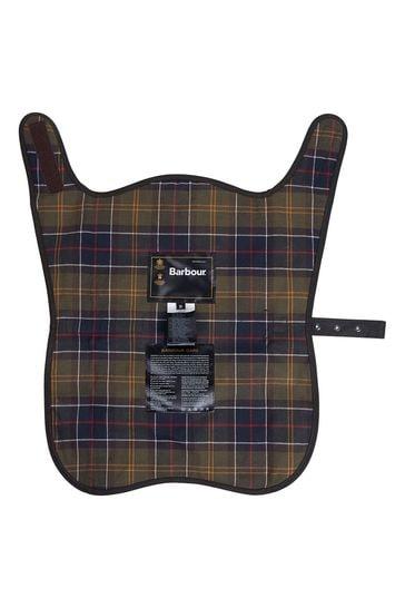 Barbour® Olive Wax Dog Coat