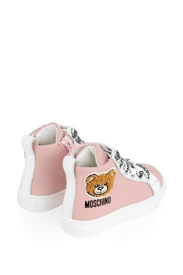 baby moschino trainers