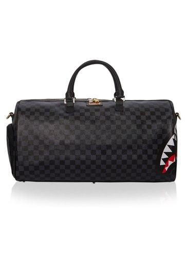 Kids Black Spucci Split Duffle Bag