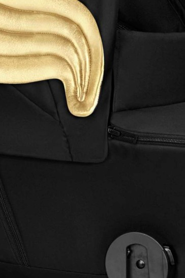 Cybex Black Wings Mios Lux Carry Cot