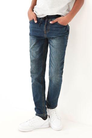 Vintage Skinny Fit Jersey Denim Pull-On Jeans (3-16yrs)