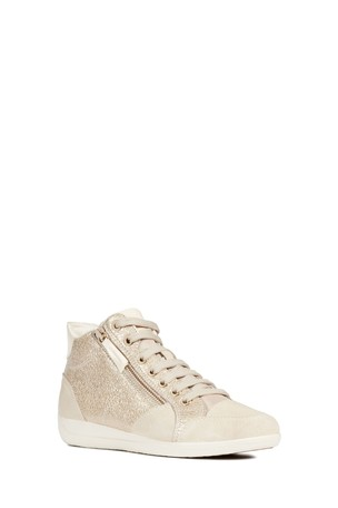 best service 535b4 0dc50 Buy Geox Gold D Myria Shoe from Next Russia