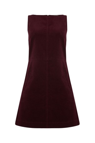variety of designs and colors enjoy free shipping various kinds of Buy Oasis Burgundy Slash Neck Cord Dress from Next Ireland