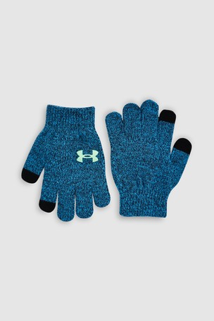 Buy Under Armour Blue Hat And Gloves Set from the Next UK online shop 760726578585