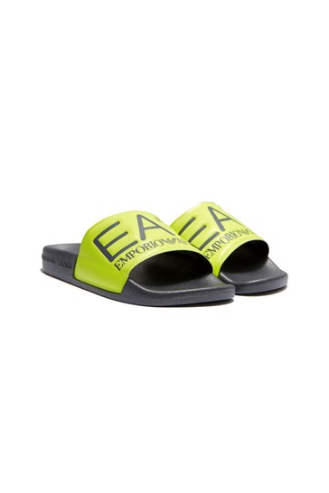 Boys Yellow Sliders