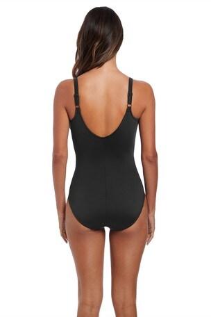 71ce9b74dcd08 Buy Fantasie Black Geneva Underwire Moulded Bikini Top from the Next ...