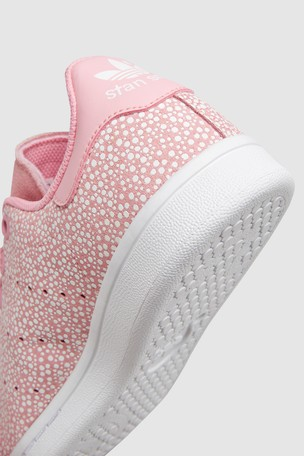 Buy adidas Originals Pink Spot Stan Smith Youth from Next