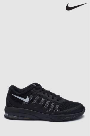 Utbildare Skor Nike Svart Skor Barn Vit Air Max Invigor