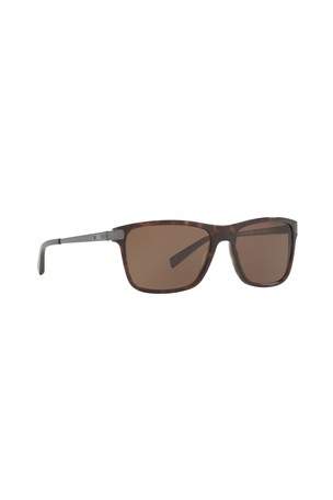 0371f7587a7 Buy Ralph Lauren Dark Brown Havana Sunglasses from the Next UK ...