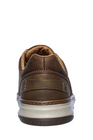 Details about NEW Skechers Brown Moreno Windsor Shoe SIZE 12 UK