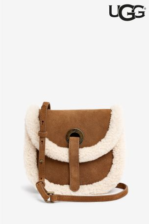 best prices new collection autumn shoes UGG® Chestnut Heritage Cross Body Bag
