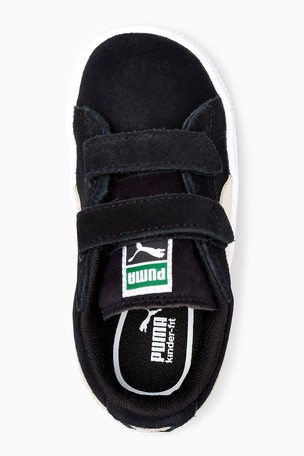 588b8bf9796 Buy Puma® Infant Black Suede Classic Trainer from Next Czech Republic