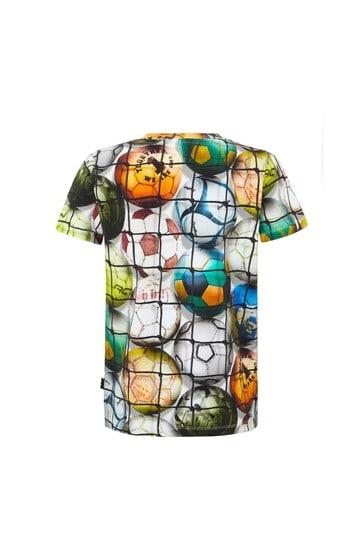 Multicoloured Cotton T-Shirt