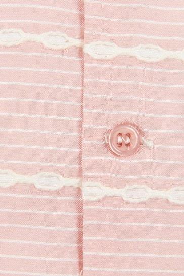 Baby Girls Pink Romper
