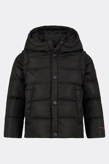 Baby Black Hasan Jacket