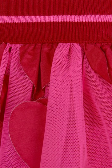 Girls Pink Skirt