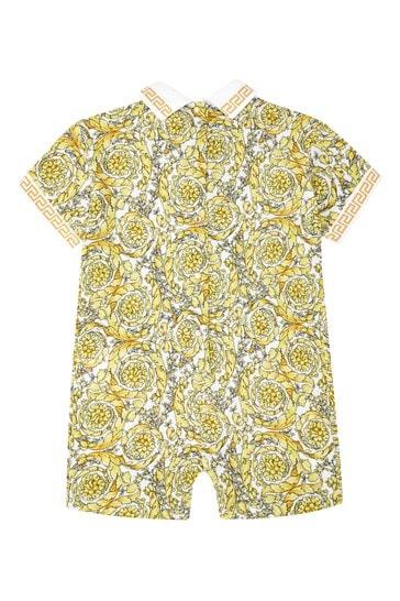 Gold Cotton Shortie