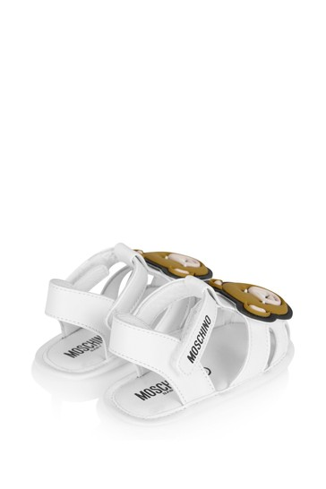Baby White Sandals