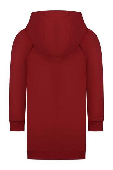 여자 후드 스웨터 드레스